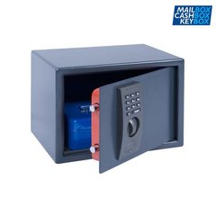 Safebox 1, inbraakwerende kluis met elektronisch slot