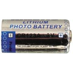 Kinetic C123A 3 Volt Lithium Batterij