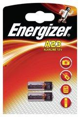 A23 12V batterij, Energizer Alkaline Batterij 23A 12 Volt 2 stuks