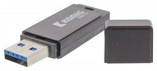 USB Stick 3.0 32 GB, zwart CSU3FD32GB