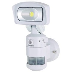 Robot lamp met camera, NightWatcher NW720W beweegt mee bij beweging!