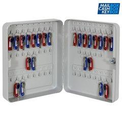 Sleutelkast 45 sleutels, Keybox 45 haken