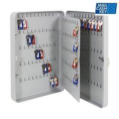 Sleutelkast 200 sleutels, Keybox 200 haken met 1 tussenpaneel