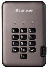 iStorage diskAshur Pro2 1TB HDD, beveiligde externe harde schijf