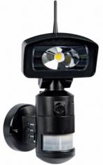 Buitenlamp met HD camera, WIFI en app, NightWatcher NW765B