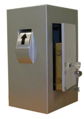 Key Security Box, sleutelafstortsysteem KSB 002