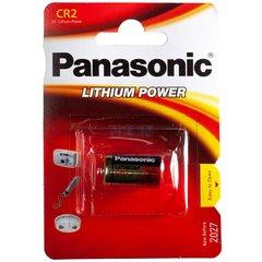 CR2 Lithium batterij 3V, voor alarmsystemen