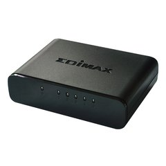 Edimax ES-3305P netwerk switch, 5 poorten (10/100 Mbps)