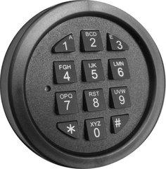 Elektronisch slot Basic, gecertificeerd volgens EN 1300