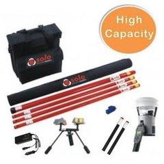 Testifire 9001 Teststok brandmelder test set 9 mtr hoog
