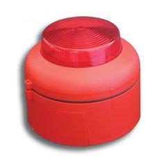 Slow-whoop sirene vantage LED-flitser rood