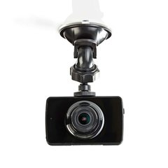Dashboardcamera Full-HD 1080p 2.4 inch scherm met time-lapse