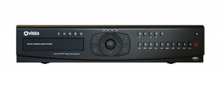 Vista Quantum TVI DVR real-time 2TB met 8 kanalen