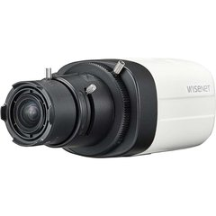HANWHA HCB-6000, Full HD Body camera, 12 VDC/24VAC
