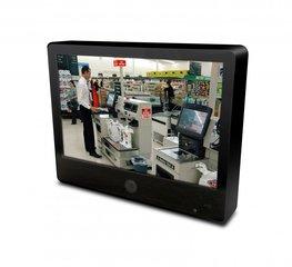 Zelfservice display met bewakingscamera en recorder VK2-PVM10CAM