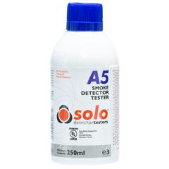 Solo A5 testgas voor uw rookmelder