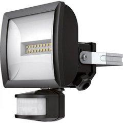 theLeda EC10 zwarte lamp met bewegingssensor