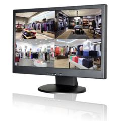 PoE monitor met ingebouwde decoder en 4K resolutie, Vista VK2-PVM18DEC
