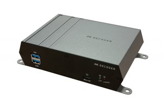IP camera decoder VK2-4KXDECODER, 4K resolutie