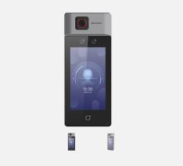 Hikvision DS-K1T671TM-3XF toegangscontrole met lichaamstemperatuur herkenning
