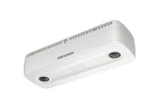 HikVision DS-2CD6825G0/C-IS/2mm, netwerkcamera voor personen telling
