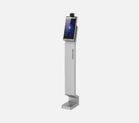 Hikvision DS-K5604A-3XF / V plug en play toegangszuil met lichaamstemperatuur herkenning
