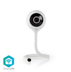 Wi-Fi smart binnen IP-camera, Full-HD 1080p