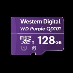 Western Digital geheugenkaart MicroSDXC geschikt voor camerabewaking 128GB, WDD128G1P0C