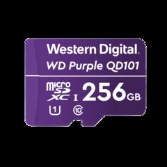Western Digital geheugenkaart MicroSDXC geschikt voor camerabewaking 256GB, WDD256G1P0C