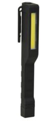 LED looplamp met penclip op batterijen