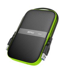 Silicon Power SP050TBPHDA60S3K 5TB, Waterdichte harde schijf, robuust en schokbestendig