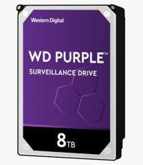 Harde Schijf 8TB 24/7 opslag, WD Purple WD82PURZ