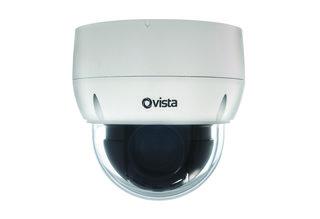Vista VP-HDA20-SMW analoog bestuurbare dome camera