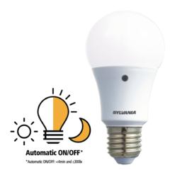 Sylvania Toledo Light-Sense Led-Lamp E27 8.5W 806lm 2700k met automatisch aan/uit