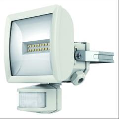 theLeda EC10 witte lamp met bewegingssensor 10w led, 685lm, 4000-5600k