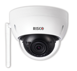 Risco VUpoint 2P2 HD Wifi Dome camera voor binnen en buiten