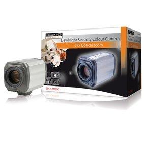 SEC-CAM800 CCTV dag- en nachtcamera met 27x optische zoom
