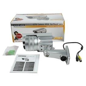 SEC-CAM750 Hoge resolutie camera met varifocus lens