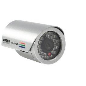 SEC-CAM31+ weerbestendige camera met IR led