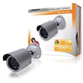 SEC-CAM11 kleurencamera met IR led