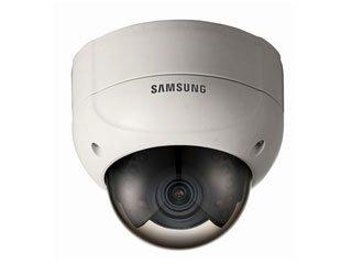Samsung SCV-2080R vandalismebestendige dag/nacht IR minidome-camera