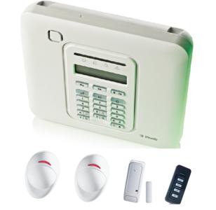 Uw huis veilig alarmsysteem ACTIE! compleet met montage