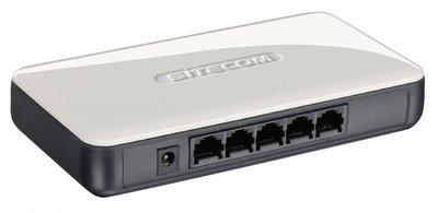 Netwerk GigaSwitch, 5 poorts, CMPSC-LN120