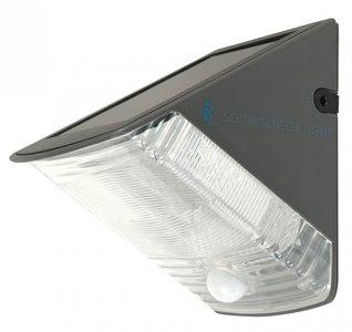 LED solar muurlamp met bewegingssensor