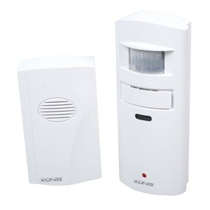 Draadloos Alarm systeem met extra deurbel functie, SAS-APW10