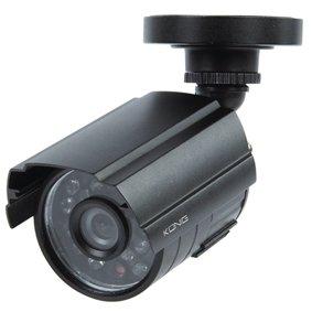CCTV camera met IR LED