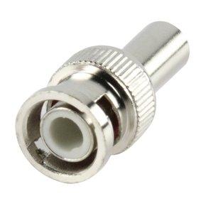 BNC connector / stekker, BNC-005, 2 stuks