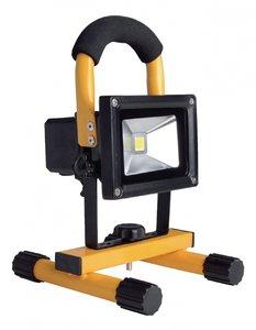 Oplaadbare bouwlamp
