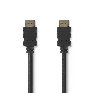 High speed HDMI-kabel met Ethernet/HDMI-connector
