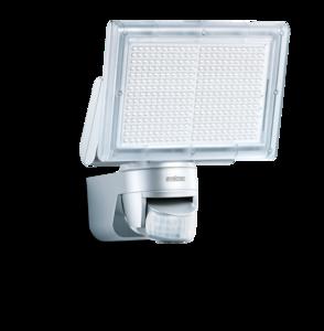 Steinel XLED HOME 3, lamp met bewegingssensor voor buiten zilver